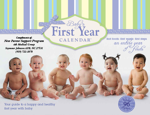 Baby's First Year-New Parent Support Program