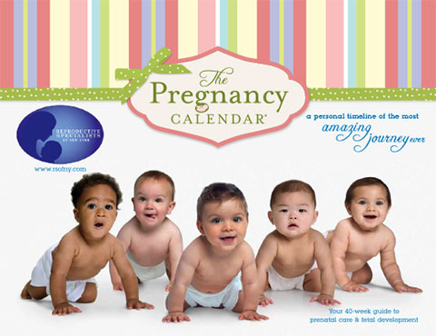 The Pregnancy Calendar-Reproductive Services of NY